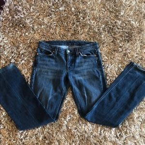 7 for all mankind bootcut 29